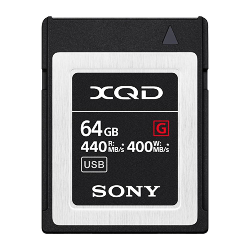 全商品配送無料 平日13時までの決済完了分は即日出荷 メール便は追跡番号付きで安心 配達スピードも速くなりました 64GB XQD メモリーカード XQDカード SONY ソニー 4K動画 贈答品 メ 日本語パッケージ 高耐久 今だけ限定15%OFFクーポン発行中 QD-G64F s Gシリーズ 高速連写 R:440MB W:400MB