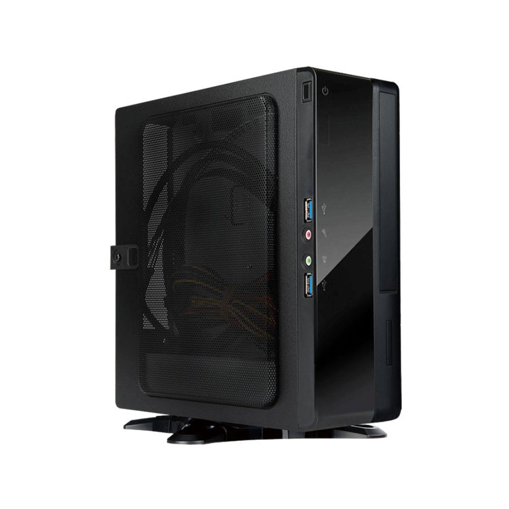 全商品配送無料 平日13時までの決済完了分は即日出荷 メール便は追跡番号付きで安心 限定価格セール 配達スピードも速くなりました PCケース Mini-ITX対応 BQ656 IN WIN CFD IW-BQ656 宅 縦置き 小型 VESAマウント ブラック 80PLUS 150N-U3 BRONZE認証取得150W電源付 毎日激安特売で 営業中です 横置き