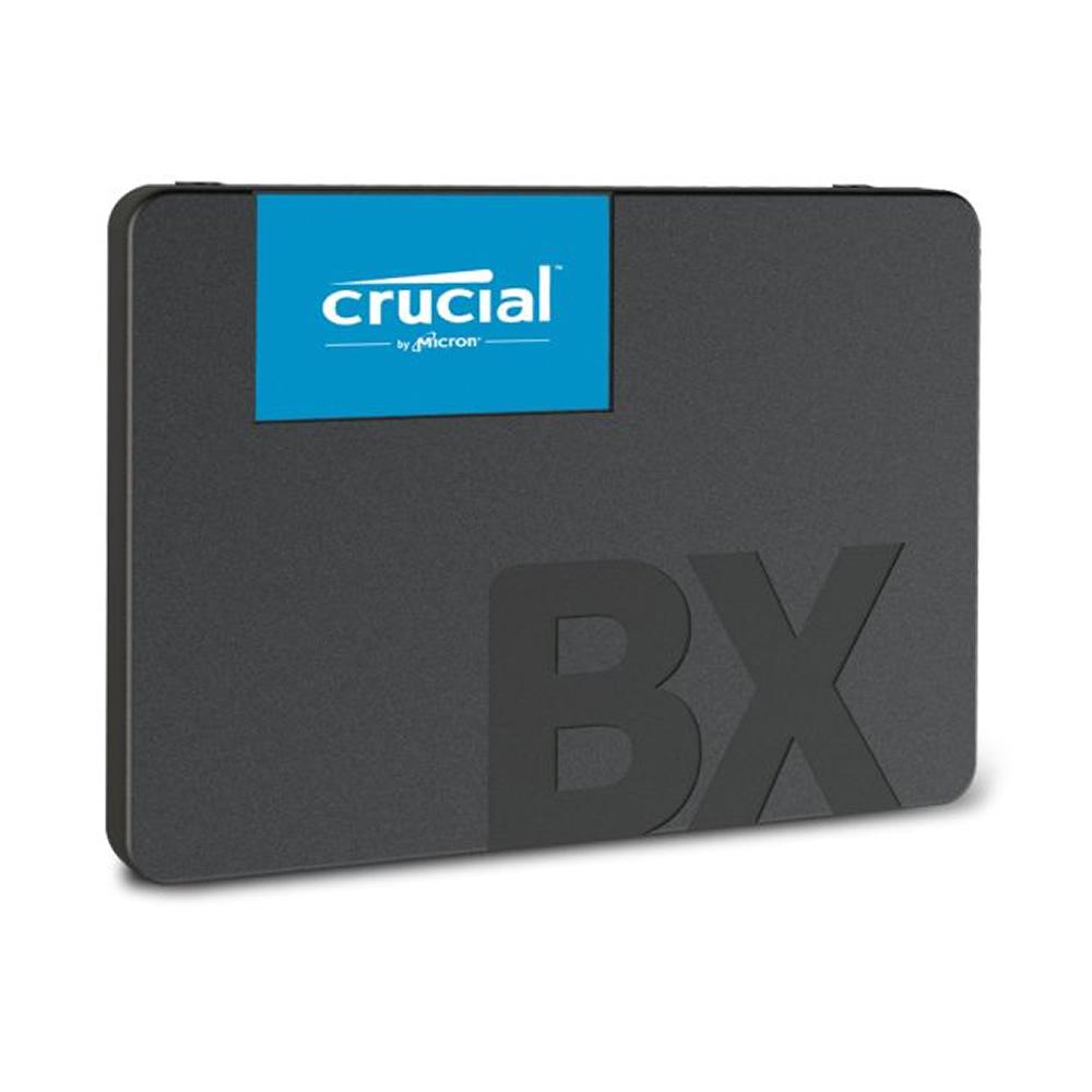 480GB SSD 内蔵型 Crucial クルーシャル BX500 3D TLC 2.5インチ 7mm厚 SATA3 6Gb/s R:540MB/s W:500MB/s 海外リテール CT480BX500SSD1 ◆メ