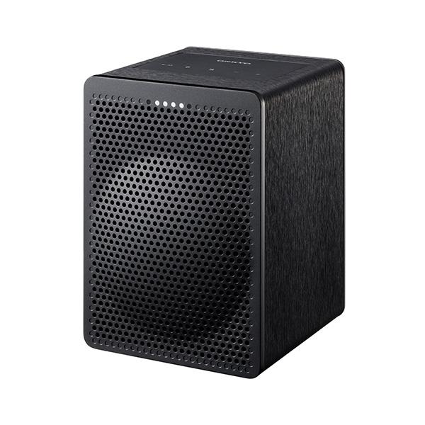 スマートホーム対応ワイヤレススピーカー ONKYO オンキョー Bluetooth Googleアシスタント搭載 Smart Speaker G3 ブラック VC-GX30-B ◆宅