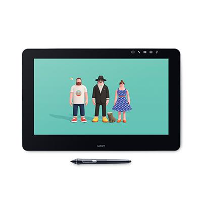 液晶ペンタブレット 15.6型 4K液晶 WACOM ワコム ガラス仕上げのタッチスクリーン 8192レベル筆圧 Cintiq Pro 16 DTH-1620/K0 ◆宅
