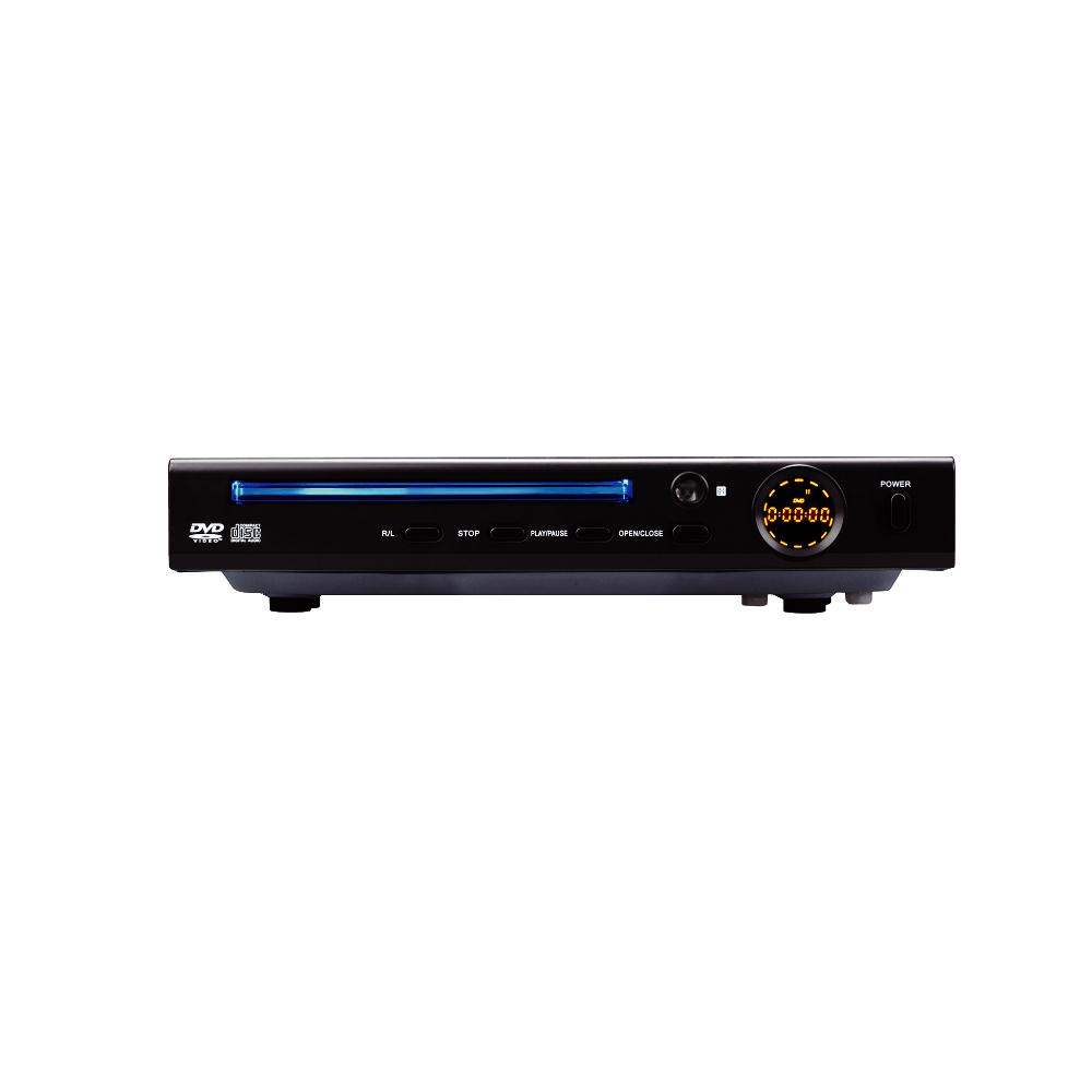 DVDプレーヤー 据置型 HDMI対応 グリーンハウス CPRM VRモード対応 HDMIケーブル付属 コンパクト設計 ブラック JT3-290 ◆宅