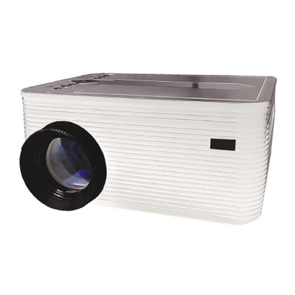 LEDプロジェクター DVDプレーヤー搭載 AKART アカート 明るさ2000ln 投影サイズ30-150インチ 解像度800x480 Astance APRJ01DV ◆宅