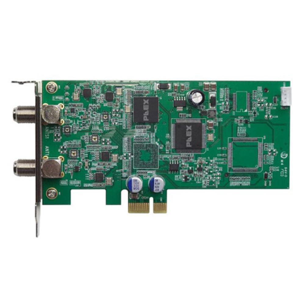 PLEX プレクス 4ch同時録画・視聴 地上デジタル・BS/CSテレビチューナー PCI-Express+内部USB接続型 PX-W3PE4 ◆宅