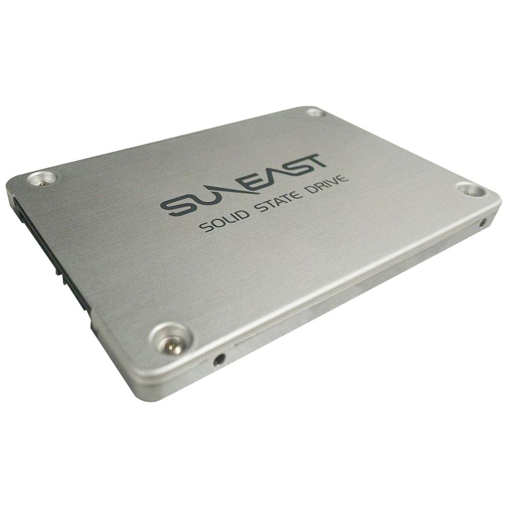 2TB SSD 内蔵型 2.5インチ SATA3 6Gb/s SUNEAST サンイースト 3D-TLC 7mm厚 R:520MB/s W:530MB/s 2.0TB SE850-2TB ◆宅