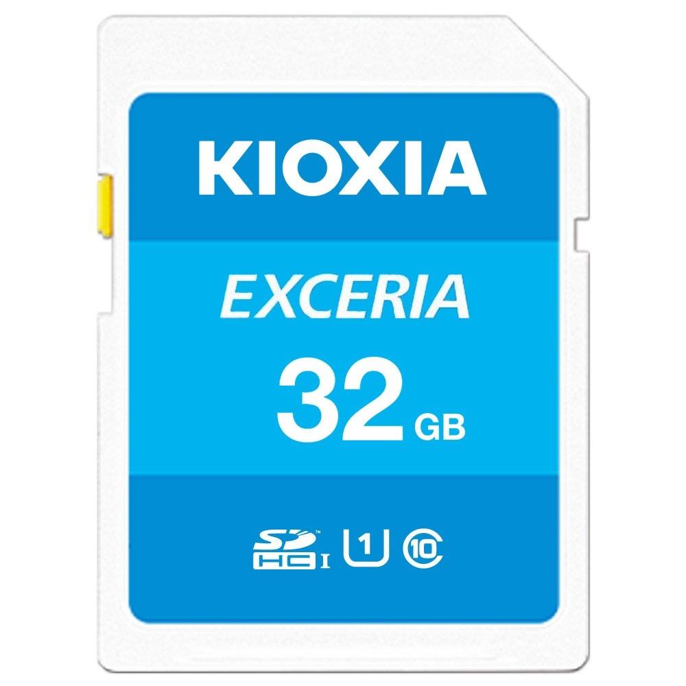 休日 全商品配送無料 平日13時までの決済完了分は即日出荷 メール便は追跡番号付きで安心 配達スピードも速くなりました 32GB SDHCカード SDカード KIOXIA キオクシア 旧東芝メモリ LNEX1L032GC4 海外リテール U1 Class10 s メ UHS-I EXCERIA R:100MB 物品