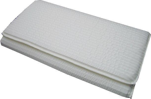 洗えるマットレスエアミール96%空気の寝心地 ダブルロング・140x210cm日本製・