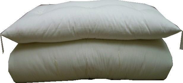 ★手作り布団 90×190cm純もめん綿のジュニアー敷布団高級寝具・安心日本製