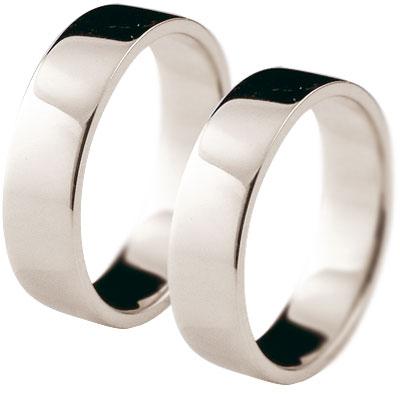 ペアリング プラチナ 結婚指輪 マリッジリング 記念リング プラチナリング 結婚式 平角 5mm幅 幅広 地金リング 宝石なし pt900 2本セット【コンビニ受取対応商品】 指輪 大きいサイズ対応 送料無料