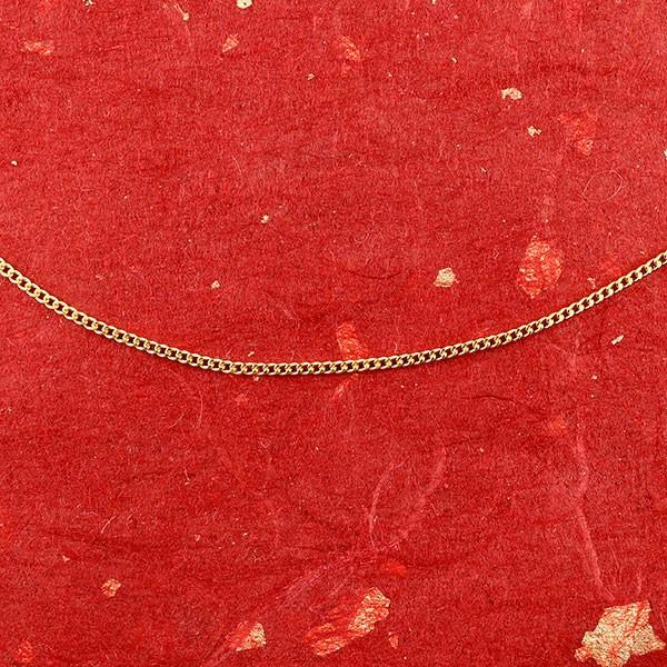 24金 きらめく純金の輝き 純金 ネックレスチェーン 24K k24 喜平ネックレス 純金チェーン 2面カットキヘイ 休み コンビニ受取対応商品 40cm 1.4ミリ幅 送料無料 レディース きへい キヘイ 定番 地金ネックレス 3.6g
