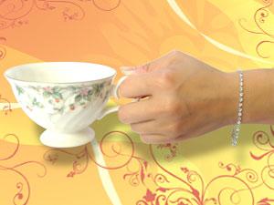 フルエタニティ ブレスレット ペリドット ダイヤモンド ブレスレット ダイヤ カラーストーン ホワイトゴールドK18 オリジナル 楽ギフ 包装コンビニ受取対応商品送料無料XZOiPuk