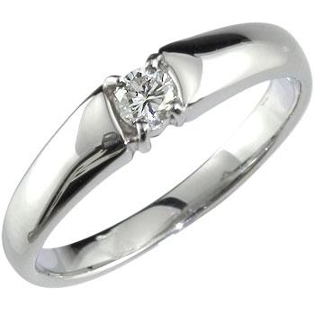 [送料無料]エンゲージリング 婚約指輪 指輪 プラチナリング ピンキーリング ダイヤ ダイヤ ダイヤモンドリング 指輪 一粒ダイヤモンド 0.10ct【楽ギフ_包装】0824楽天カード分割【コンビニ受取対応商品】