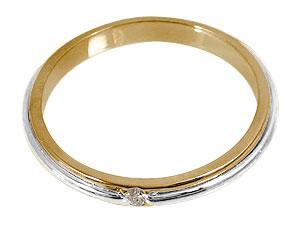 エンゲージリング 一粒ダイヤモンド婚約指輪 ダイヤ ダイヤモンドリング ピンクゴールドK18 プラチナ900 指輪 コンビリング コンビネーションリング 一粒ダイヤ0 03ct 爪なし 楽ギフ 包装コンビニ受取対応商品大きいサイズ対応 送料無料E92IYbDeWH