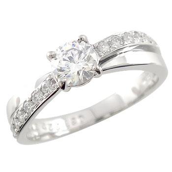 ダイヤモンド リング ダイヤ0.42ct 一粒ダイヤモンド大粒ダイヤモンド プラチナリング 指輪 エンゲージリング 婚約指輪 立て爪【コンビニ受取対応商品】 大きいサイズ対応 送料無料