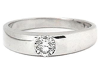 ダイヤ ダイヤモンド リング ホワイトゴールドK18 指輪 婚約指輪 エンゲージリング 一粒ダイヤモンド大粒ダイヤモンド 指輪 爪なし【コンビニ受取対応商品】 大きいサイズ対応 送料無料