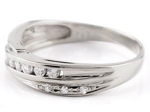 ダイヤモンドリング 婚約指輪 エンゲージリング ホワイトゴールドk18 リング ピンキーリング レディース18k 18金 楽ギフ 包装コンビニ受取対応商品大きいサイズ対応 送料無料CerWdQBxo