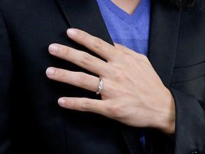 []鑑定書付き ペアリング 結婚指輪 マリッジリング ダイヤ ダイヤモンド リング プラチナ PT900 リング 2本セット【楽ギフ_包装】【コンビニ受取対応商品】