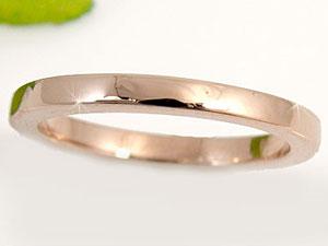結婚指輪 マリッジリング ペアリング ホワイトゴールドk18ピンクゴールドk18リング指輪k18wgk18PG 結婚記念リングshrCQxotdB
