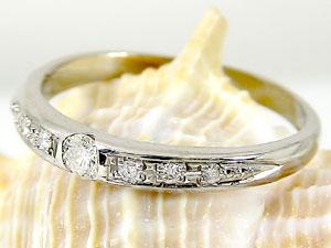 []ペアリング 結婚指輪 マリッジリング 一粒ダイヤ ダイヤモンド プラチナ 2本セット【楽ギフ_包装】【コンビニ受取対応商品】
