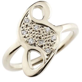 数字 リング ナンバーリング プラチナ 指輪 ダイヤモンド 8 数字 レディース 0824カード分割【コンビニ受取対応商品】 大きいサイズ対応 送料無料