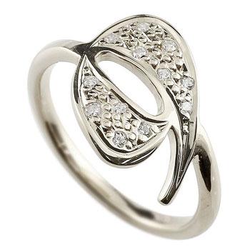 数字 リング ナンバーリング プラチナ 指輪 ダイヤモンド 9 数字 レディース 0824カード分割【コンビニ受取対応商品】 大きいサイズ対応 送料無料