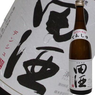 西田酒造 メーカー直売 マート 田酒 720ml 特別純米
