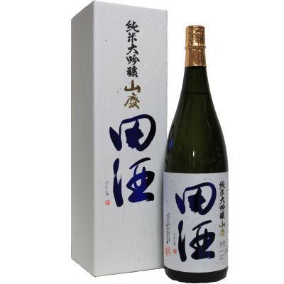 【2019年】田酒 純米大吟醸 山廃1800ml