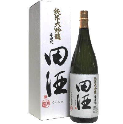 【H30年】田酒 純米大吟醸斗瓶取 1800ml