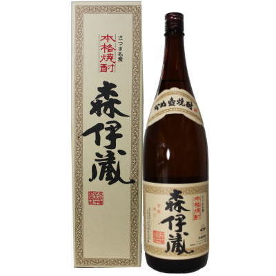 森伊蔵 化粧箱入り1800ml