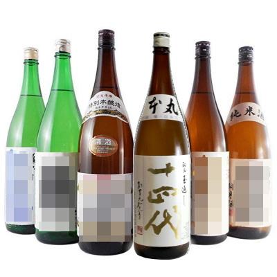 十四代 本丸 1800ml+日本酒1800mlを5本【純米酒】【一升瓶合計6本】【決算セール】