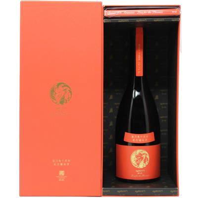新政 陽乃鳥 十周年記念醸造酒 LOVE FOR the PHOENIX 陽乃鳥オーク 720ml