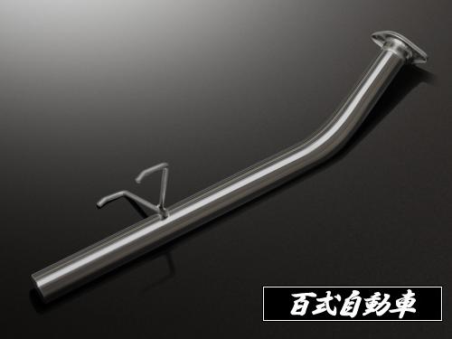 【 CR-Z ZF1 / LEA-MF6用 】 百式自動車 レーシングマフラー 商品コード: ZF-047