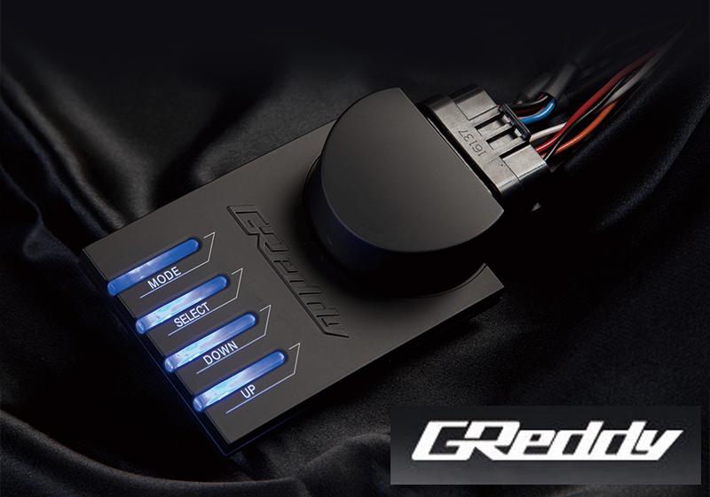 トラスト グレッディー シリウス コントロールユニット コード: 16001721 (TRUST GReddy sirius control unit)