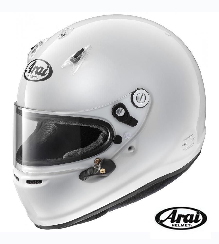 【 サイズ S 】 アライ ヘルメット GP-6 8859 四輪車レース用 FIA8859規格ヘルメット (Arai HELMET)