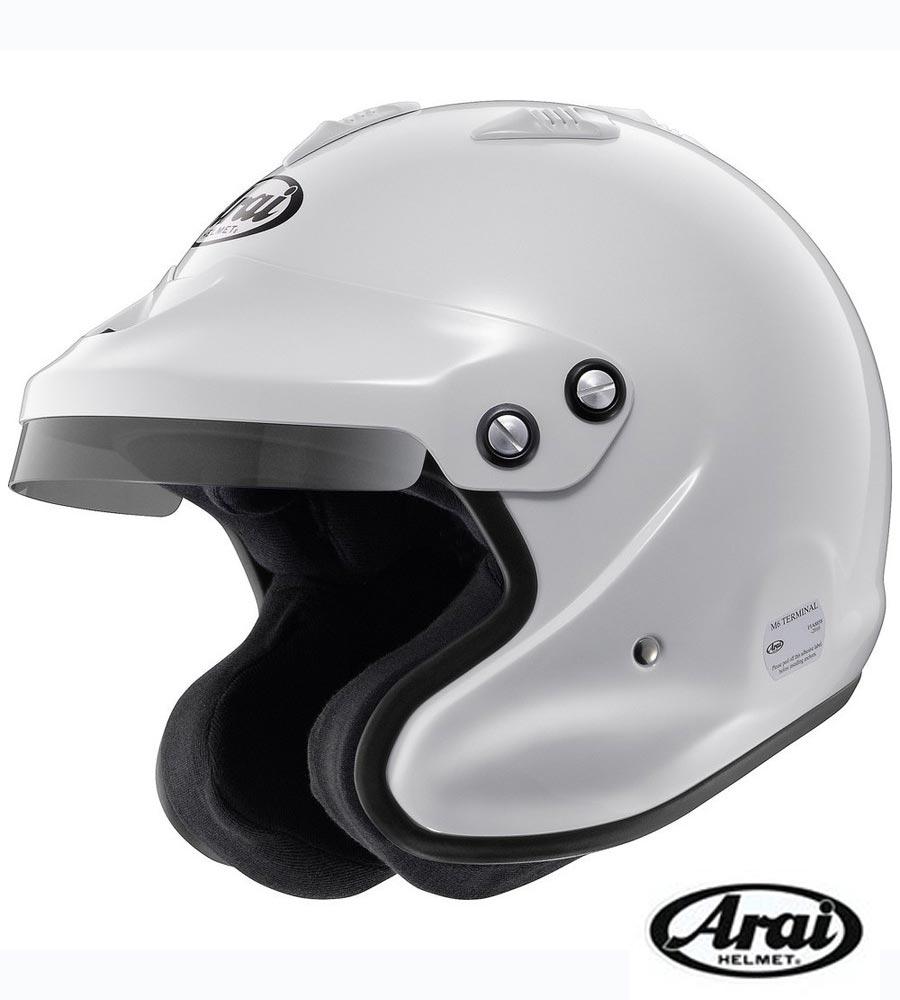 アライ ヘルメット ご注文で当日配送 GP-J3 8859 サイズ XL カラー 白 Arai 選択 HELMET FIA8859規格ヘルメット 四輪車ラリー用
