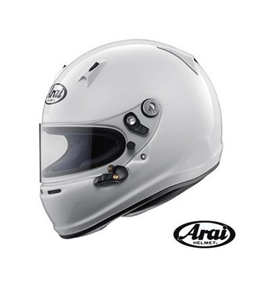 【 サイズ 59-60cm 】 アライ ヘルメット SK-6 PED カートレース用 SNELL K規格ヘルメット (Arai HELMET)