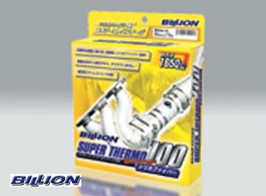 【 50mm×15m / 耐熱温度1650℃ 】 BILLION ビリオン スーパーサーモバンテージ100 / 品番:BB1050-15 ※送料無料 (沖縄県および離島は除く)