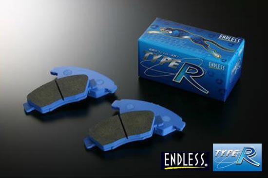 【 SUBARU BRZ ZC6 グレード: S, R 17パフォーマンスパッケージ用 】 ENDLESS ブレーキパッド TYPE R (TYPE-R) 前後1台分セット 品番:EP386 / EP472 (エンドレス ブレーキパッド ENDLESS BRAKE PAD)