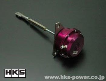 HKS GT強化アクチュエーターキット シルビア S14/SR20DET用(紫アルマイト) 14034-AN001 ※送料無料 (沖縄県および離島は除く)