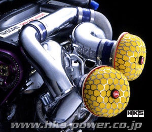 【 スカイラインGT-R BCNR33, BNR34 / RB26DETT用 】 HKS レーシングチャンバーキット コード: 70008-AN012 (HKS RACING CHAMBER KIT) ※送料無料 (沖縄県および離島は除く)