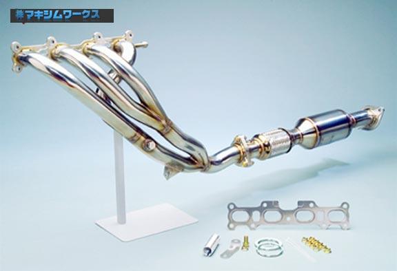 【 ロードスター NA6CE / B6ZE用 】 マキシムワークス エキゾーストマニホールド コードNo. 1100ZE001 (MAXIM WORKS EX.Manifold)