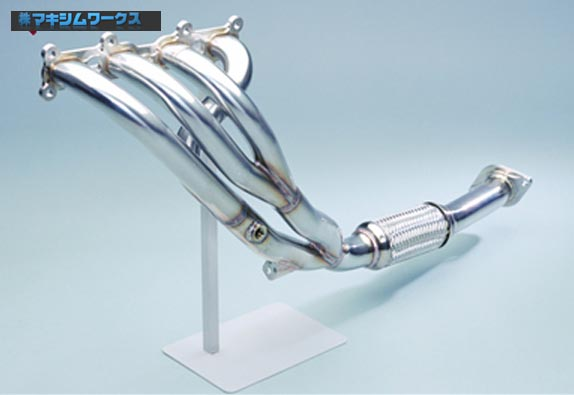 【 ロードスター GF-NB8C / BPZE/BPVE(AT車)用 】 マキシムワークス エキゾーストマニホールド コードNo. 1100ZE075 (MAXIM WORKS EX.Manifold)