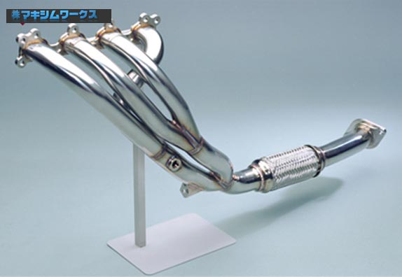 【 ロードスター GH-NB6C / B6ZE(後期)用 】 マキシムワークス エキゾーストマニホールド コードNo. 1100ZE063 (MAXIM WORKS EX.Manifold)