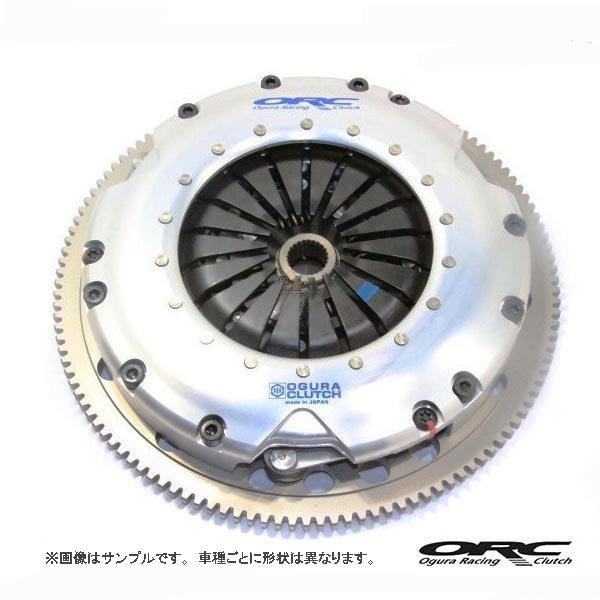 【お買い得!】 【 RX-7 FC3S / 13B-T用 】 ORC オグラ レーシングクラッチ ORC 400Light シングル / プッシュ式 STD(標準タイプ) 品番: 400L-MZ0101 ( ORC Ogura Racing Clutch ) 【smtb-TD】【saitama】, ハーブギャラリー クローバー cc584716