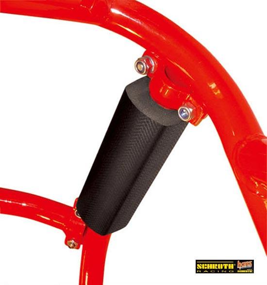 【 FIA適合 】 【 シュロス ロールバーパッド Racing Accessories 】 各サイズ指定可能 SCHROTH Roll Cage Padding ※送料無料 (沖縄県および離島は除く)