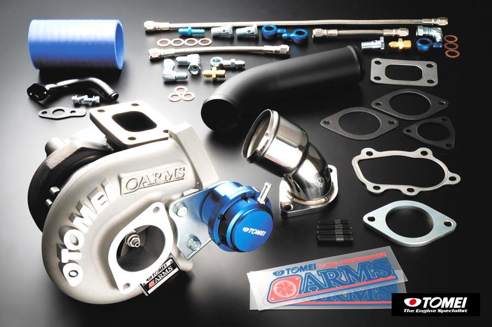 【 シルビア S14, S15 / SR20DET用 】 東名パワード ARMS M8270 タービンキット 品番: 173020 ( TOMEI POWERED TURBIN KIT )