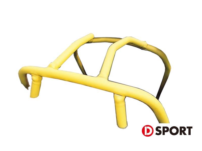 【 コペン L880K 用 】 D-SPORT (Dスポーツ) ロールバー〔アクティブトップ用〕 品番:66501-B080 ※送料無料 (沖縄県および離島は除く)