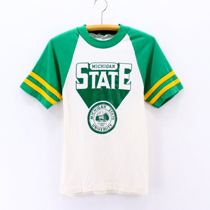 dce9b373 Product made in old clothes 70s champion vintage T-shirt ☆ 70s United  States old ...