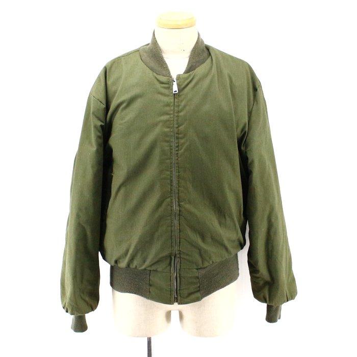 70sOLDタンカースジャケット 70's1970年代アメリカ古着アメカジ古着メンズ古着ユーズドXLサイズLサイズ大きいサイズキルティング プレゼント ギフト 衣装QdthrsC