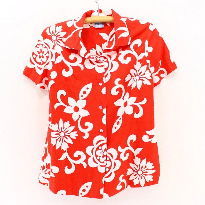 70sレディースOLD半袖アロハシャツ 70's1970年代アメリカ古着アメカジ古着レディース古着ユーズドMサイズ半袖シャツハワイアンシャツ プレゼント ギフト 衣装5q4jSc3RAL